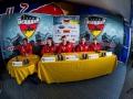 Pressekonferenz Deutsches MXON Team Ernee - Frankreich 2015 an der Rennstrecke in den Horben im Rahmen der ADAC MX Masters 2015