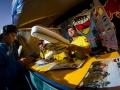 MXON Team Germany 2016, die Team Germany Piloten bei der Autogrammstunde am Freitag Abend in Maggiora