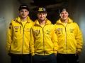 MXoN Team Germany 2016Dennis Ullrich ( KTM ), Henry Jacobi ( Honda ) und Maximilian Nagl ( Husqvarna )
